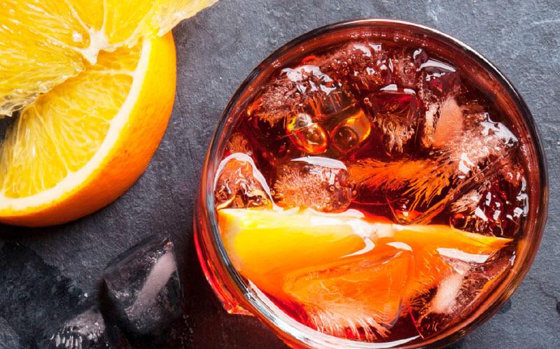 Aperitif og lækre drinks