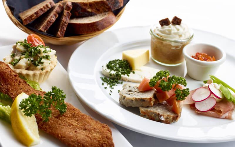 Frokost Restaurant Krinsen
