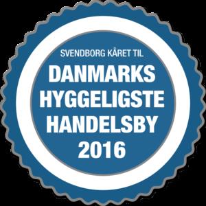 Svendborg - Danmarks hyggeligste handelsby 2016