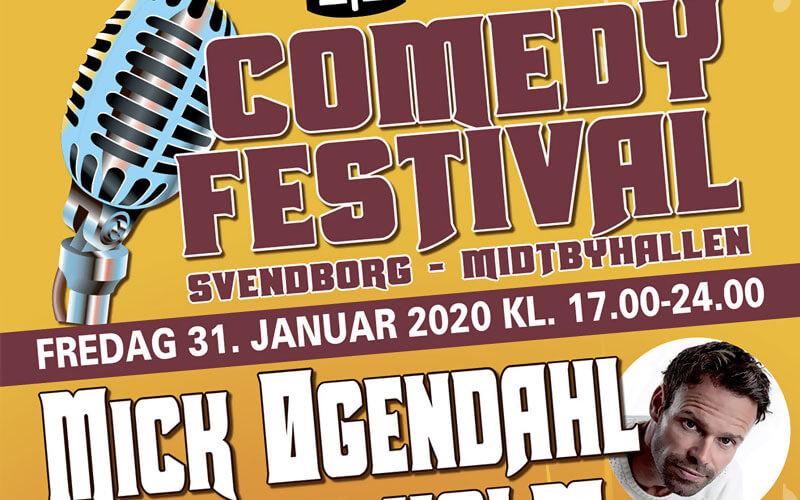 Comedy Festival 2020 Svendborg
