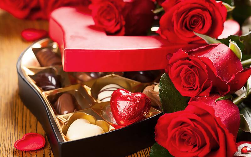 Valentinsmiddag