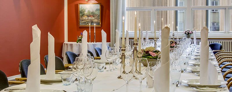 Selskaber og fest - Egeskov Hotel Svendborg