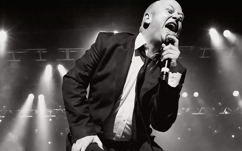 Andrew Strong koncertophold HotelSvendborg