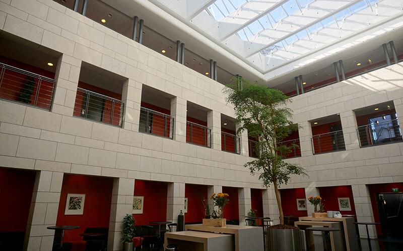 Atriumgården Hotel Svendborg