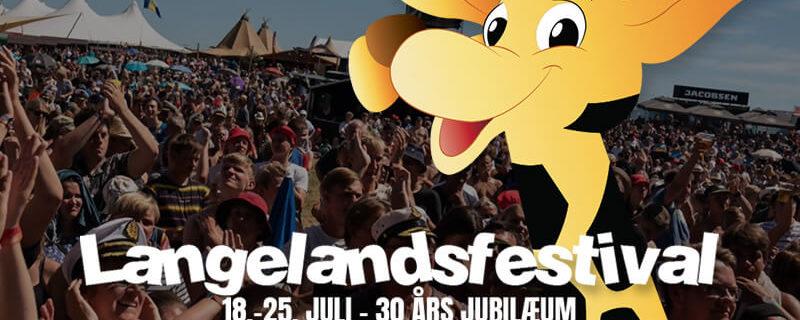 Langelandsfestival 2020 - 30-års jubilæum