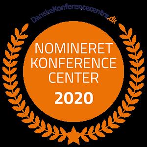 Nomineret Årets konferencecenter 2020