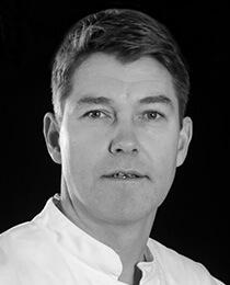 Søren Sørensen Head chef Hotel Svendborg