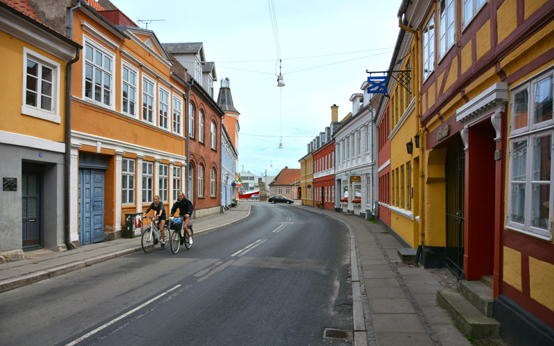 Svendborgs gader
