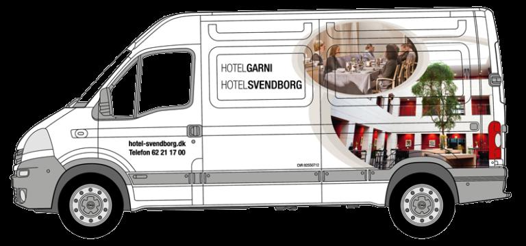 hotel svendborg bil