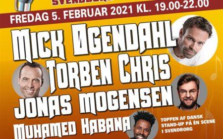 Comedy-Festival-2021-Svendborg-lineup