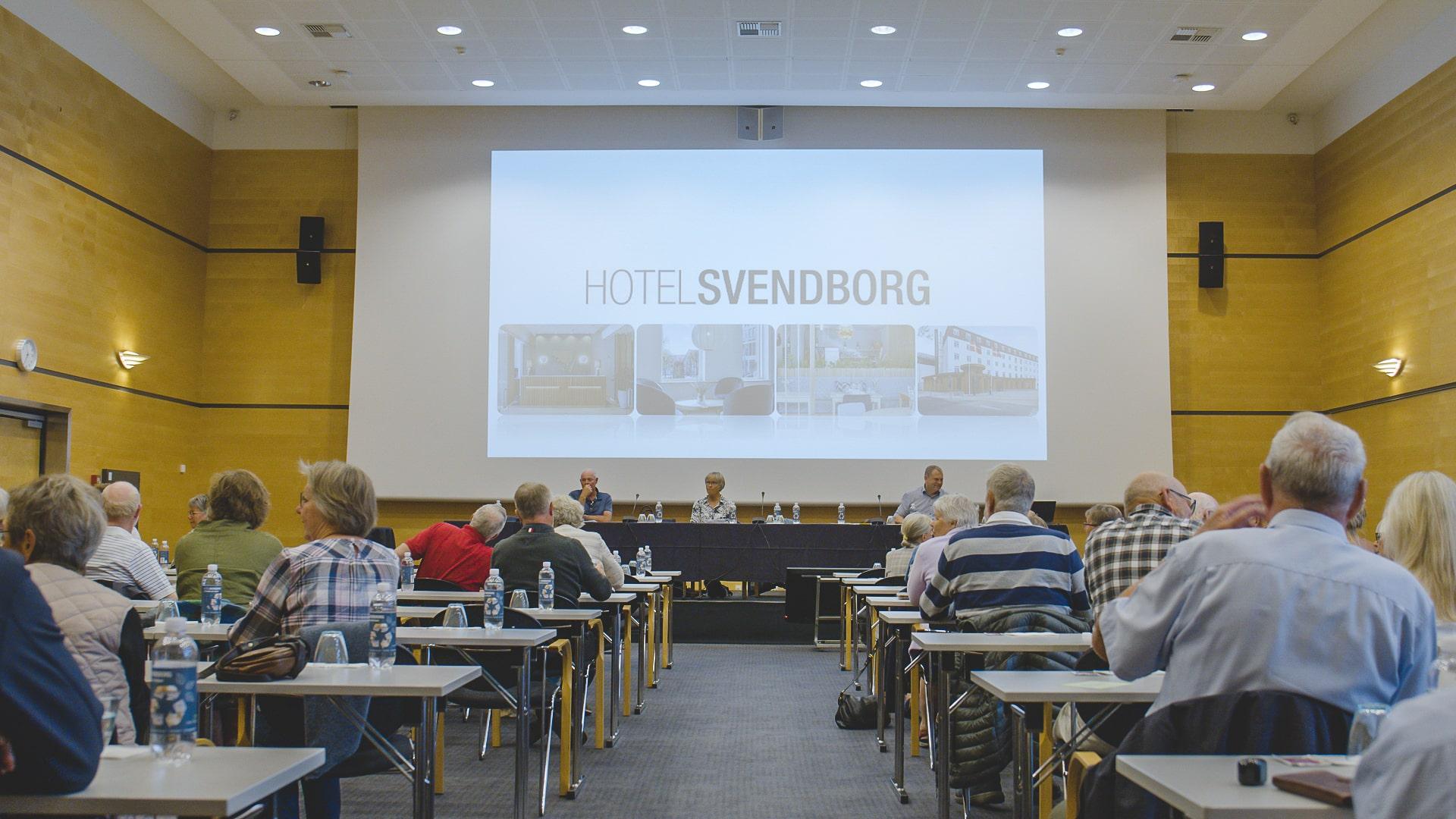 Konference på Hotel Svendborg